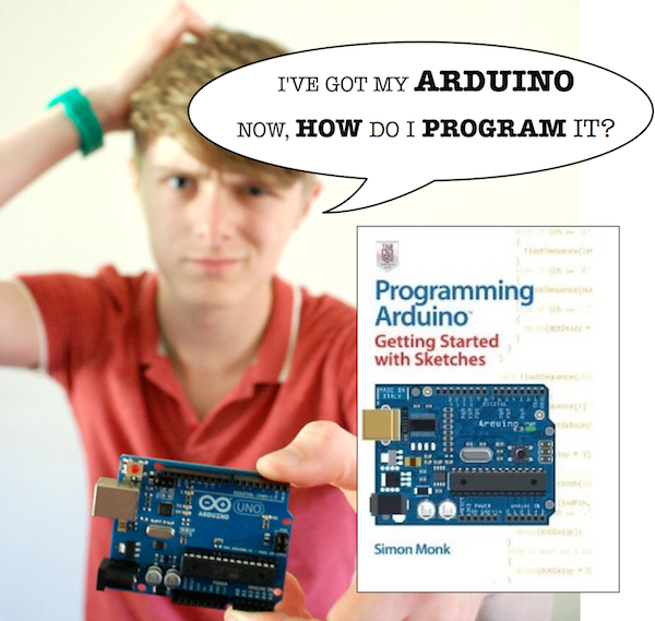 Arduino and Android Projects for the - books by Simon Monk