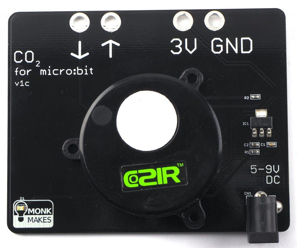 CO2 Sensor for micro:bit (MonkMakes)