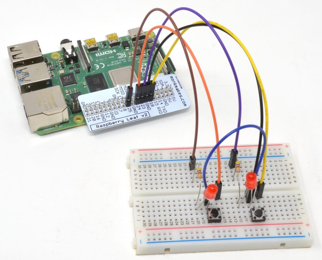 Project Box 1 for Raspberry Pi
